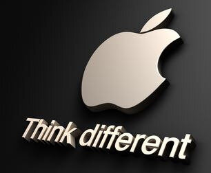 Apple-5s-think-different-motto