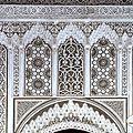 Le <b>Gebs</b> marocain, ou quand le plâtre devient chef d'œuvre.