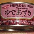 Confiture de haricots rouges
