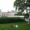 Les habitants peu connus du château de <b>Fontainebleau</b>