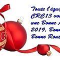 <b>Bonne</b> <b>Année</b> <b>2019</b>