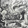 Le Chaudron, instrument antique et magique