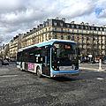 Moins de <b>bus</b> <b>électriques</b> à la RATP ?