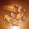 L'histoire du pain d'épices