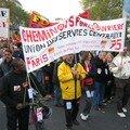 Manifestation du 18 octobre 2007