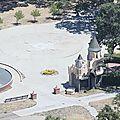 Neverland souffre de la sécheresse californienne (juin 2016)
