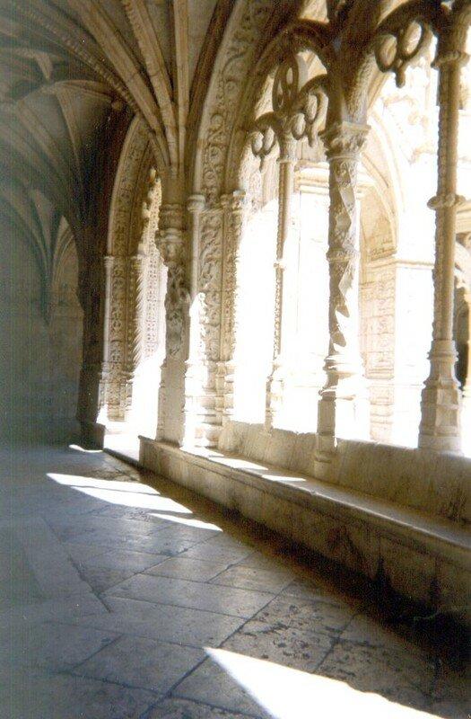 Lisbonne Monastère dos Jeronimos 2