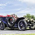 <b>1904</b> <b>MERCEDES</b>-<b>SIMPLEX</b> <b>28</b>-<b>32HP</b> <b>FIVE</b> <b>SEAT</b> <b>REAR</b> <b>ENTRANCE</b> <b>TONNEAU</b>