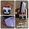 Sacs panda #1 et 2
