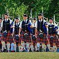 Bressuire highland games: when the pipers go marchin' in