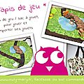 IMG_1422-PLANCHE-mary-du-pole-nord-panier-jouet-dinosaure-animaux-playmobil-pont-sac-tissu-pois-taupe-blanc-tapis-jeu-herbe-terre-eau-grotte