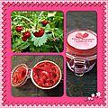 Confiture démaquillante à la fraise