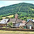 48-chanac -1/5 - château, vues générales