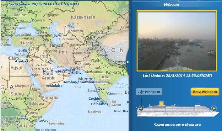 WEBCAM - VENDREDI 28 MARS 2014