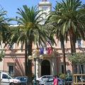 Hôtel de Ville et Salon Napoléonien à Ajaccio