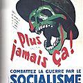 1956 Fédé Seine Elections Législatives