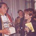 Archie reçu par Mme la Maire de Montauban