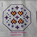Quakerball étape 5 & 6 .. timbres étape 4