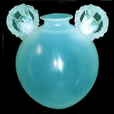 Vase - Ronsard
