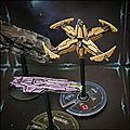 Fleet <b>Commander</b> - Stations de Bataille