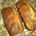 Cake au poulet ou jambon