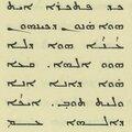 Septante, Peshitta, Diatessaron, Didaché, Exaples, Vulgate, <b>codex</b>...