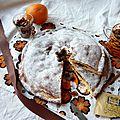 <b>Gâteau</b> des <b>rois</b> british, j'ai osé toucher à MON <b>gâteau</b> pour la Bataillefood #19!