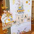 Mini album pour Miyah