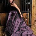 1 cheval parc sallertaine marjorie g creation robe de mariée challans 85 gothique violetta colombe pirate blog (Small)