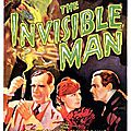 L'Homme Invisible - <b>1933</b> (