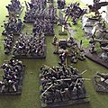 Armée de l'Empire warhammer