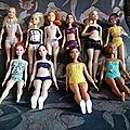 lingerie <b>Barbie</b>