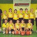 poussines 2002/2003