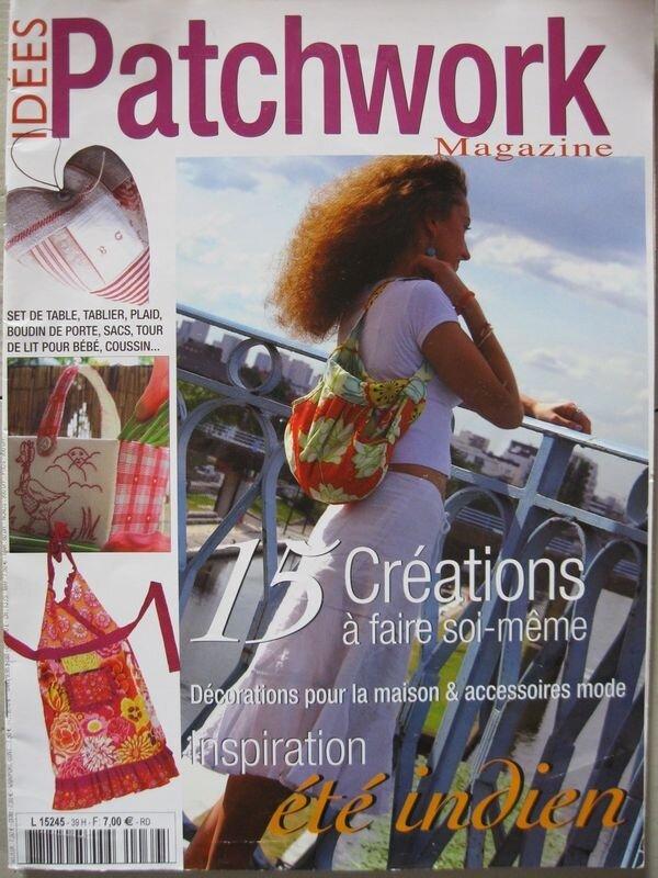 Idées Patchwork Hors-Serie Sept-Oct-Nov 2009