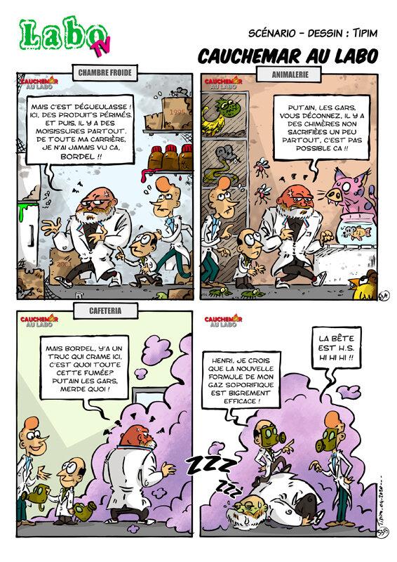 LaboTV-53-cauchemar au laboweb