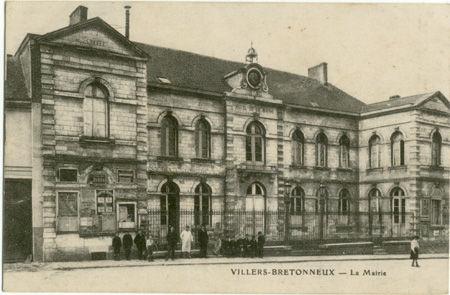 59 - VILLERS BRETONNEUX - La Mairie