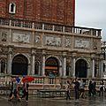 Venise , la Loggetta San Marco