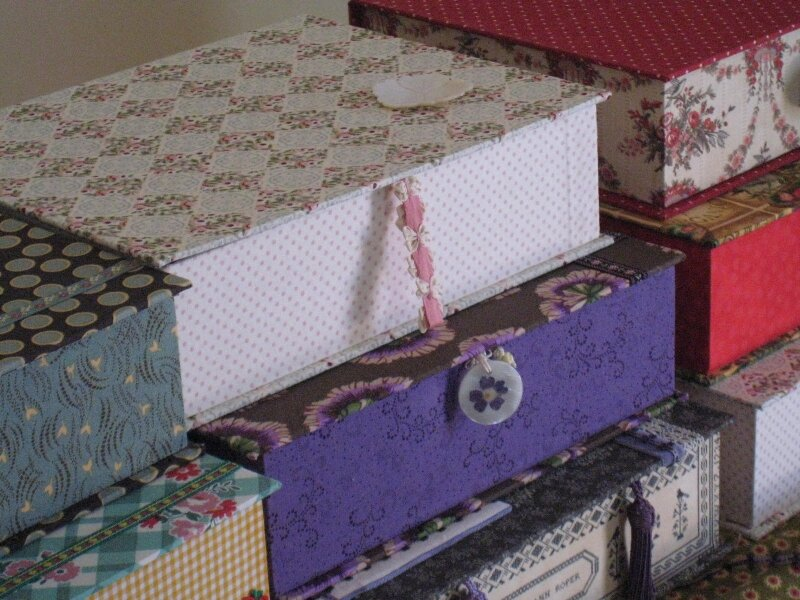 La boîte aux rubans