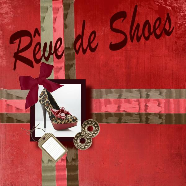 rêve de shoes