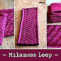 Milanese loop