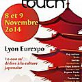 Japan Touch à Lyon !