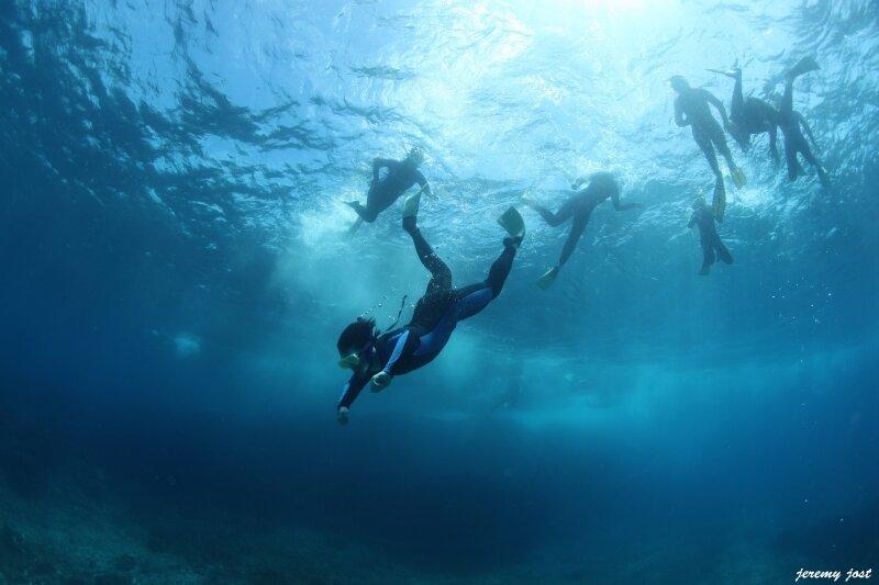 exploration sous marine d'espanola