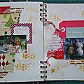 December daily, pages suivantes