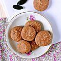 Petit cookie philadelphia milka© fève tonka & noix de coco