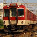 近鉄8000系(8070F) Kyôto line, Yamato-Saidaiji.