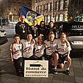Championnats de France football féminin unss Bart
