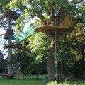 Cabane abane au domaine de poiseuil