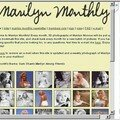 Site - marilyn monthly