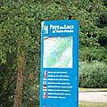 Balade au Pays des Lacs de Pierre-<b>Percée</b>