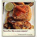 Tièp ou dien (riz au poisson sénégalais)